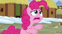 """Pinkie Pie """"just trying to get into the spirit"""" S7E11"""