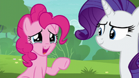 Pinkie Pie --look how happy she is!-- S6E3