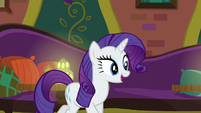 """Rarity """"took all of my charm and cajoling"""" S6E12"""