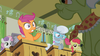 """Scootaloo """"wouldn't even exist?!"""" S02E12"""