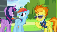 """Spitfire """"they still have a lot of potential"""" S6E24"""