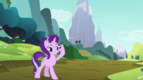 Starlight left feeling awkward S6E6
