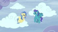 """Sunshower """"So where do these clouds go?"""" S5E5"""