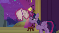"""Twilight """"artistic part with no lines"""" S8E7"""