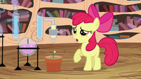 """Apple Bloom """"I hope this works"""" S4E15"""
