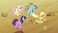 Applejack's secret is revealed S2E14