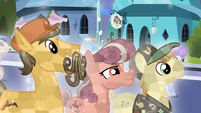 Crystal Ponies crystallized S6E2