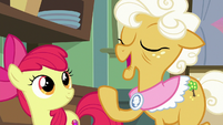 """Goldie """"granted you a perpetual harvest"""" S9E10"""