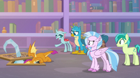 """Ocellus """"what are you doing?"""" S8E22"""