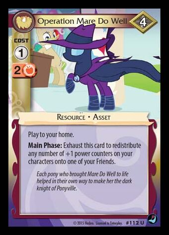 Mare Do Well   My Little Pony Friendship is Magic Wiki   Fandom