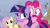 """Pinkie """"That's what started this all!"""" S5E5"""