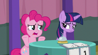 """Pinkie """"we could have negative points"""" S9E16"""
