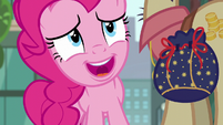 Pinkie Pie --willing to part with it--- S6E3