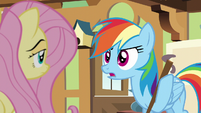 """Rainbow """"he's always pulled on your folks"""" S6E11"""