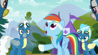"""Rainbow """"only stood out for making mistakes"""" S6E7"""