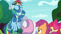 Rainbow Dash -it's also a responsibility- S9E22