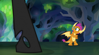 Smolder shocked to see Queen Chrysalis S8E22