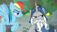 "Star Swirl ""locating the Pony of Shadows"" S7E26"
