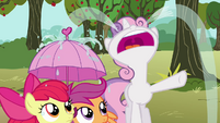 Sweetie Belle crying S3E04