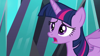 """Twilight Sparkle """"but we can't sit here"""" S9E2"""