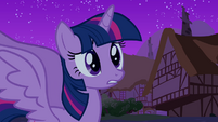 """Alicorn Twilight """"what do I do now"""" S03E13"""