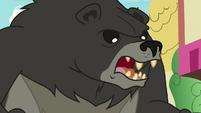 """Bear-Thorax enraged """"yeah!"""" S7E15"""