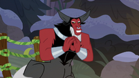 "Lord Tirek ""indeed it would"" S9E8"