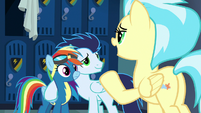 Misty Fly -can't really call yourself a Wonderbolt- S8E5