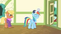 "Rainbow Dash ""meet me after school"" S4E05"