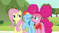 """Rainbow Dash """"more importantly, us!"""" S6E18"""
