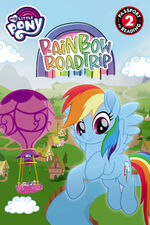 Rainbow Roadtrip book cover