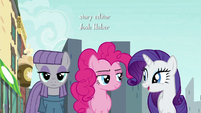 Rarity --you set aside a special day to spend with each of your sisters-- S6E3
