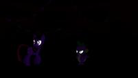 Spike --Rude, much--- S1E1