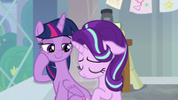 Starlight hanging her head in shame S9E20