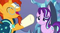 Sunburst -than any pony in Equestria!- S7E24