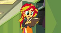 "Sunset ""when I was Princess Celestia's student"" EG2"