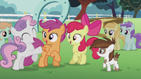 Sweetie Belle -Campaign manager cutie marks!- S5E18