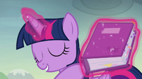 """Twilight """"friendship solution number forty-eight"""" S5E23"""