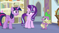 "Twilight ""responsibility of royal napkin placement"" S9E20"