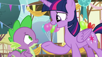 """Twilight Sparkle """"now pull it together"""" S7E15"""