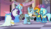 """Wind Rider """"Well, it's nice to meet you fillies"""" S5E15.png"""