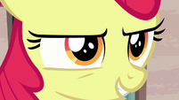 """Apple Bloom """"we bring the danger to her"""" S7E8"""