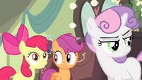Apple Bloom -we wanted everything to be perfect!- S4E19