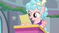 """Cozy """"the school is in good hooves"""" S8E25"""