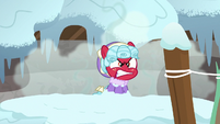 Cozy melts the snow with her anger S9E8