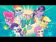 End Credits - My Little Pony- Pony Life Music
