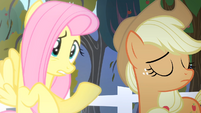 Fluttershy '...there's another...' S4E07