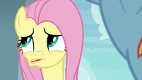 """Fluttershy whispers """"also spider cruelty"""" S9E21"""