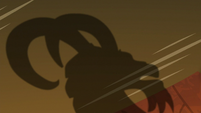 Grogar's shadow over the water S9E24