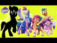 Guess Who am I ? -MyLittlePony -MLP -MLPGen5